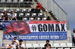 #GOMAX; The Max Verstappen Fanclub Flag