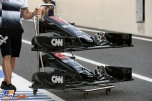 Front Wings for the McLaren Honda MP4-31