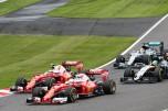 Sebastian Vettel and Kimi Räikkonen, Scuderia Ferrari, SF16-H