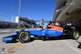 Jordan King, Manor Racing Team, MRT05