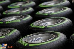 Pirelli Intermediate Tyres