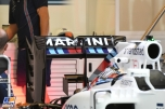 Detail of the Williams F1 Team FW38