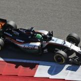 Nico Hülkenberg, Force India F1 Team, VJM09