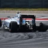 Valtteri Bottas, Williams F1 Team, FW38
