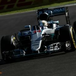 Lewis Hamilton, Mercedes AMG F1 Team, F1 W07 Hybrd