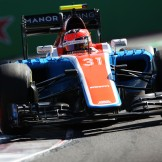 Esteban Ocon, Manor Racing Team, MRT05