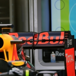 A Rear Wing for the Red Bull Racing RB12