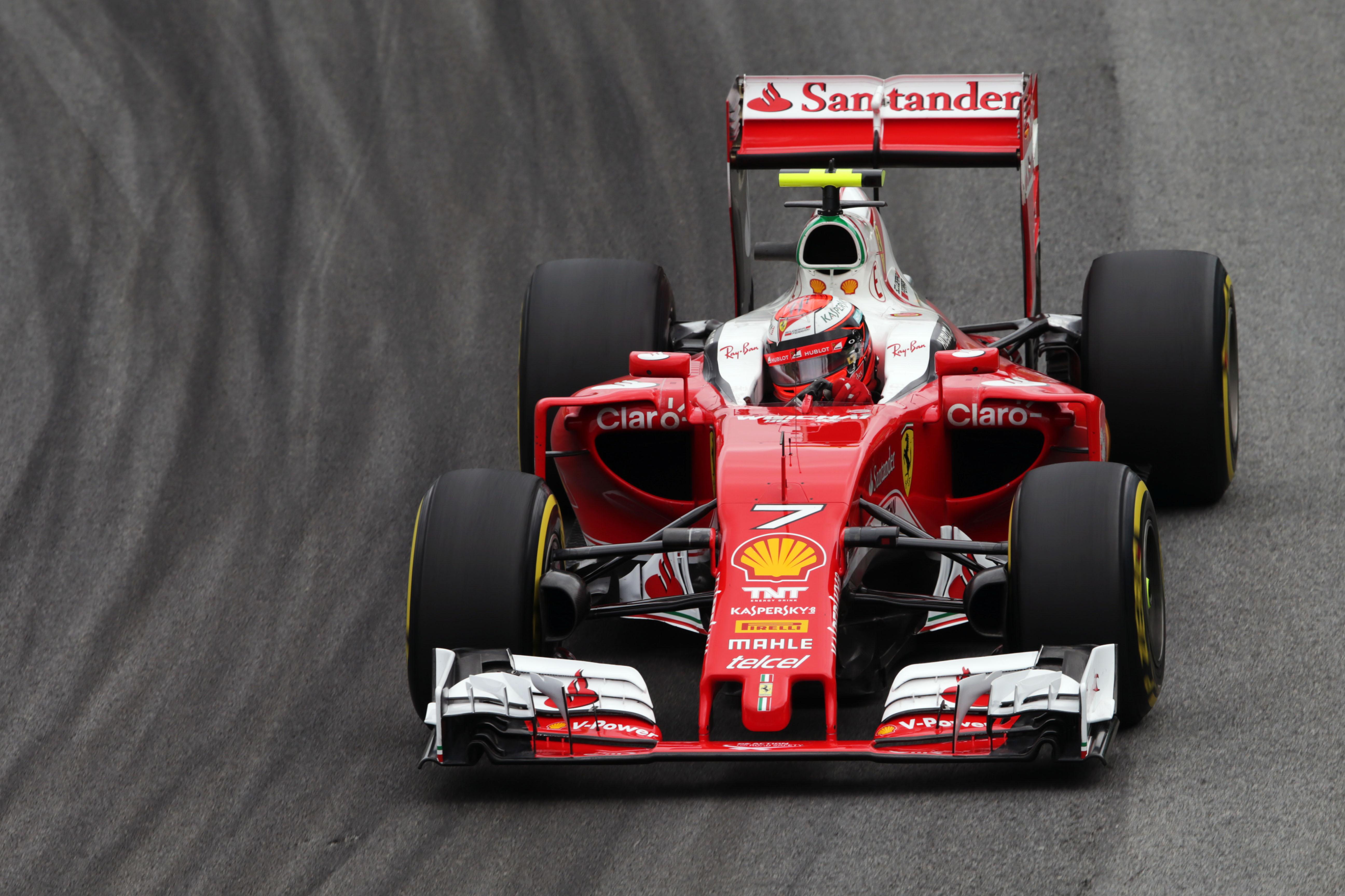 Kimi Raikkonen Scuderia Ferrari Sf16 H Marco S Formula 1 Page