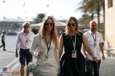 Vivian Sibold, Wife of Nico Rosberg