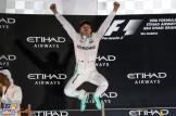 Nico Rosberg (Mercedes AMG F1 Team) Celebrating his Title World Champion of Formula 1 2016