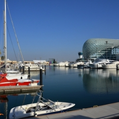 The Harbour of Yas Marina