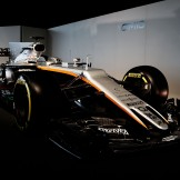 Force India F1 Team VJM10