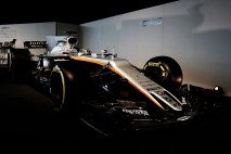 Force India F1 Team VJM10