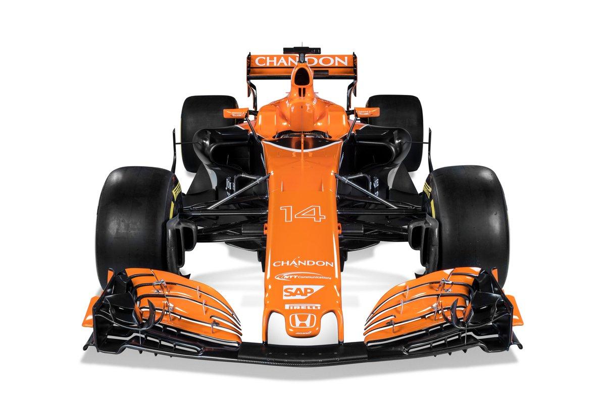 Presentation McLaren Honda MCL32 | Marco's Formula 1 Page