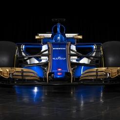 Sauber F1 Team C36