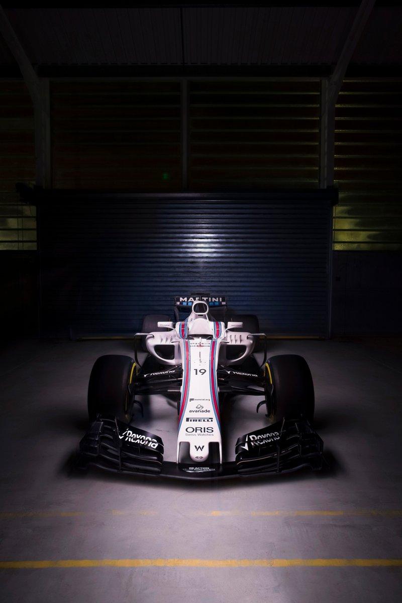 F1: Presentation Williams F1 Team FW40