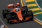 Fernando Alonso, McLaren Honda, MCL32