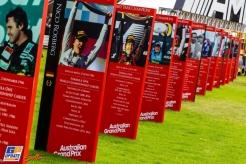 Winners at Albert Park