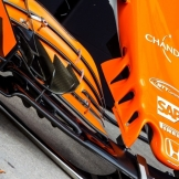 Front Wing for the McLaren Honda MCL32