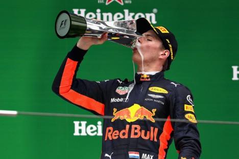 Statistics Chinese Grand Prix of 2017