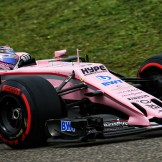 Sergio Pérez, Force India F1 Team, VJM10