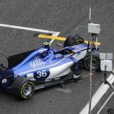 Antonio Giovinazzi, Sauber F1 Team, C36
