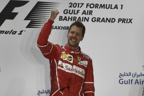 Statistics Bahrain Grand Prix of 2017
