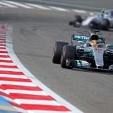 Lewis Hamilton, Mercedes AMG F1 Team, F1 W08 Hybrid