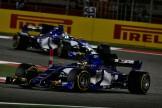 Pascal Wehrlein and Marcus Ericsson (Sauber F1 Team, C36)
