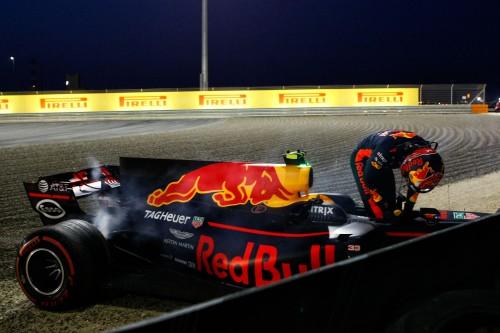 Standings Bahrain Grand Prix of 2017