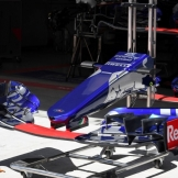 Front Wing for the Scuderia Toro Rosso STR12