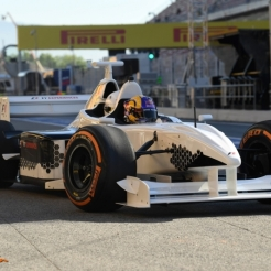 The Formula 1 Two Seater