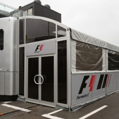 The Official F1 Motorhome