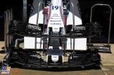 Front Wings for the Williams F1 Team FW40