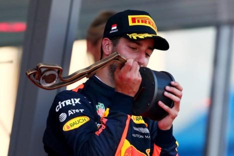 Statistics Monaco Grand Prix of 2017