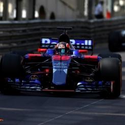 Danill Kvyat, Scuderia Toro Rosso, STR12