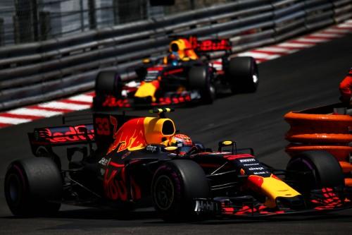 Standings Monaco Grand Prix of 2017