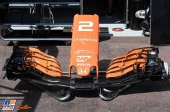 Front Wing McLaren Honda MCL32