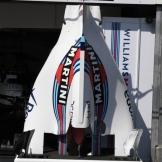 Body Work Williams F1 Team FW40