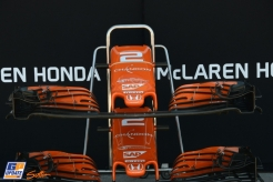 Front Wings for the McLaren Honda MCL32