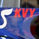 Detail for the Scuderia Toro Rosso STR12
