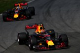 Max Verstappen and Daniel Ricciardo, Red Bull Racing, RB13