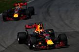 Max Verstappen and Daniel Ricciardo, Red Bull Racing, RB13