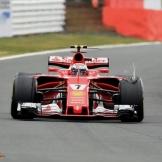 Kimi Räikkönen, Scuderia Ferrari, SF70-H