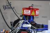 Detail of the Sauber F1 Team C36