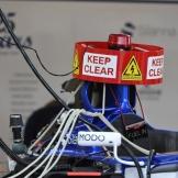 Detail of the Sauber F1 Team C36