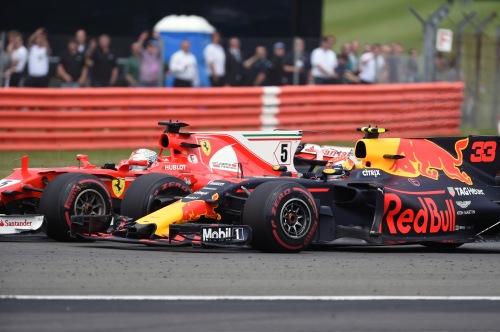 Standings British Grand Prix of 2017