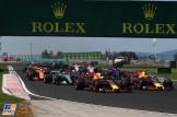 Daniel Ricciardo and Max Verstappen (Red Bull Racing, RB13)