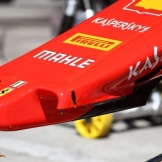 A Nose Cone for the Scuderia Ferrari SF70-H