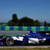 Pascal Wehrlein, Sauber F1 Team, C36